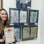 22-ой Региональной выставке – конкурсе Ассоциации художников Юга РБ (2)