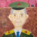Власова Милана, 10 лет, 9 мая на Красной площади, гуашь, пр.Гребнева О.И.