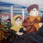 Ахметшина Алина, 14 лет, цветн.карандаши,маркер, пр.Зайнутдинова Р.Р