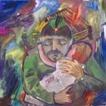 Меренкова Виктория, 13 лет, по повести Мустая Карима Радость нашего дома, преподаватель Махмутов С.М.