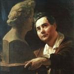 9 Портрет скульптора Ивана Витали