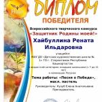Хайбуллина Рената Ильдаровна 2