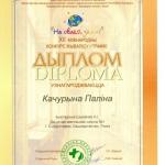 Диплом Качурина Полина