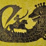 состоялся заочный региональный методический конкурс детского художественного творчества «Сказки, сказания, эпосы, мифы, легенды народов мира». (2)