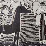 состоялся заочный региональный методический конкурс детского художественного творчества «Сказки, сказания, эпосы, мифы, легенды народов мира». (4)