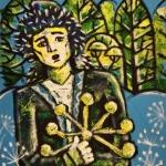 состоялся заочный региональный методический конкурс детского художественного творчества «Сказки, сказания, эпосы, мифы, легенды народов мира». (7)