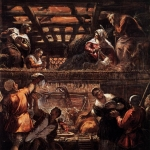 4 Jacopo_Tintoretto_-_The_Adoration_of_the_Shepherds_-_WGA22550