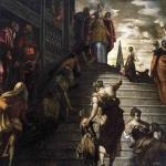 Тинт. Введение марии во храм