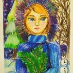 Батраева Ксения, 12 лет