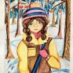 Данилова Елизавета, 13 лет