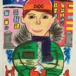 Кривова Ульяна, 8 лет