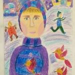 Мороз Вероника, 10 лет