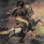 5 Теодор Жерико Офицер конных егерей